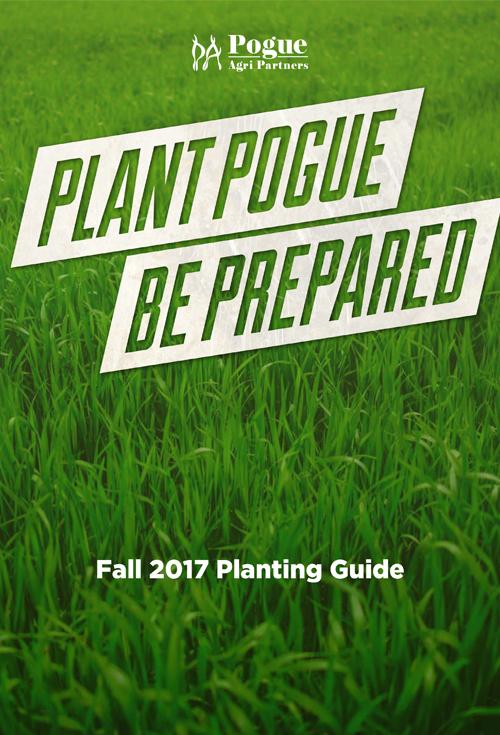 Pogue Fall Planting Guide 2017